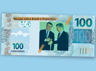Moeda única entre Brasil e Argentina é factóide
